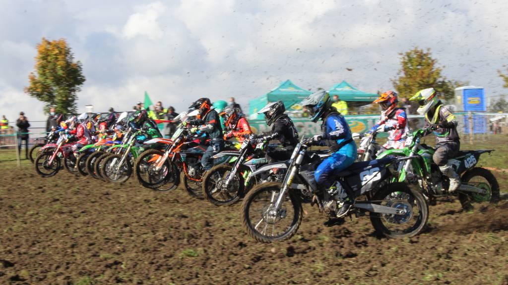 Verletzte nach Motocross-Unfällen aus Spital entlassen – Polizei ermittelt