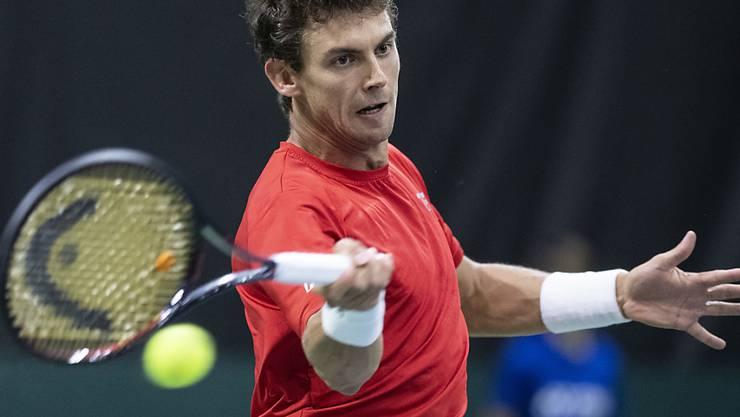 Henri Laaksonen gewinnt dank seinem Turniersieg in Bangkok wichtige Weltranglisten-Punkte