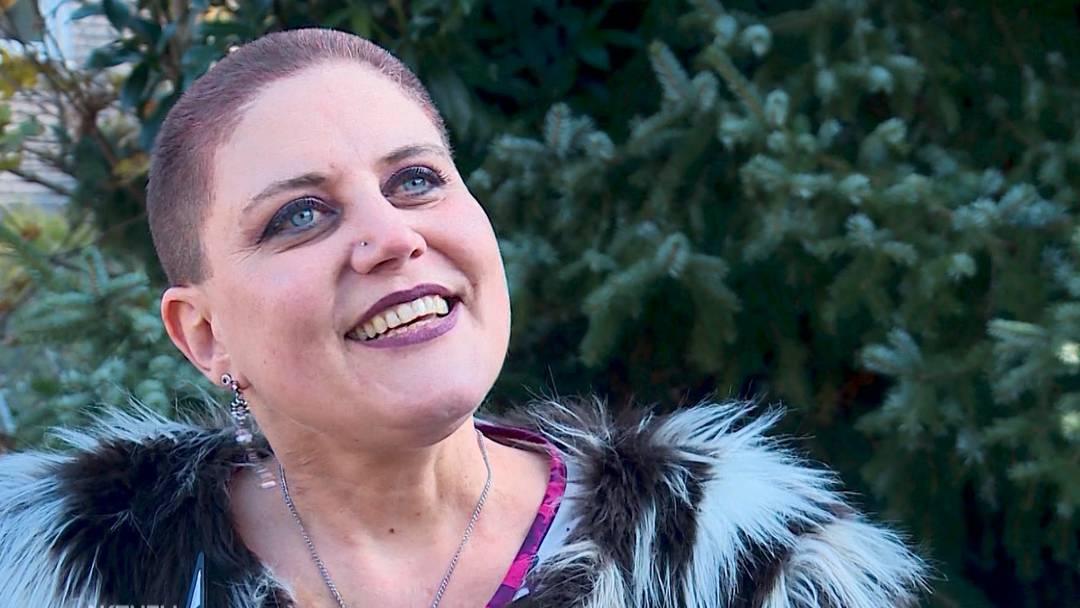Krebserkrankte möchte anderen Betroffenen Mut machen