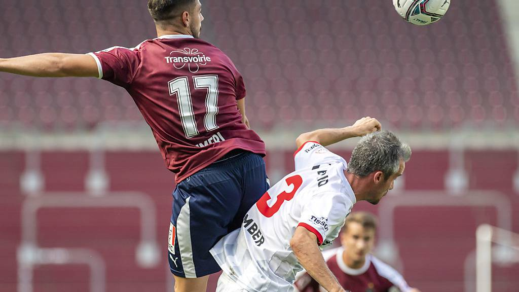 Xamax plant für Challenge League, Servette die Europa League