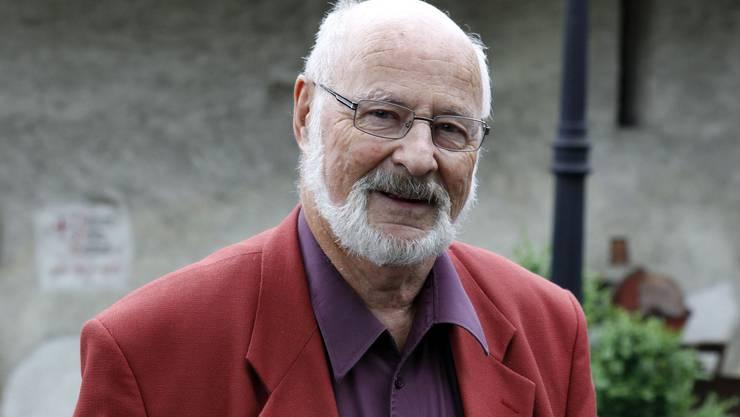 Hans-Rudolf Zuber ist eines der ältesten und engagiertesten Vereinsmitglieder – kaum einer kennt die «Zähnte» so gut wie er. Seine Faszination möchte er gern auch auf andere übertragen.