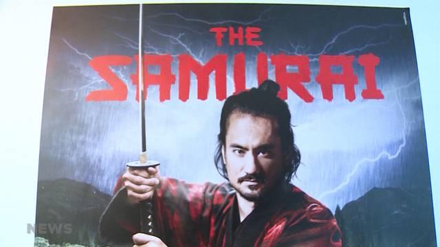 The Samurai: Eric Blum testet seinen Burger