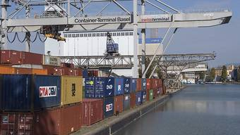 Schweizer KMU rechnen damit, zum Jahresende ihre Exporte ins Ausland steigern zu können. (Themenbild)