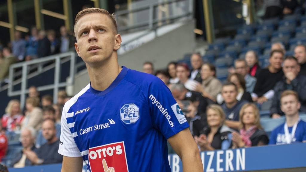 FCL-Spieler Cumic holt sich in Training Adduktoren-Zerrung