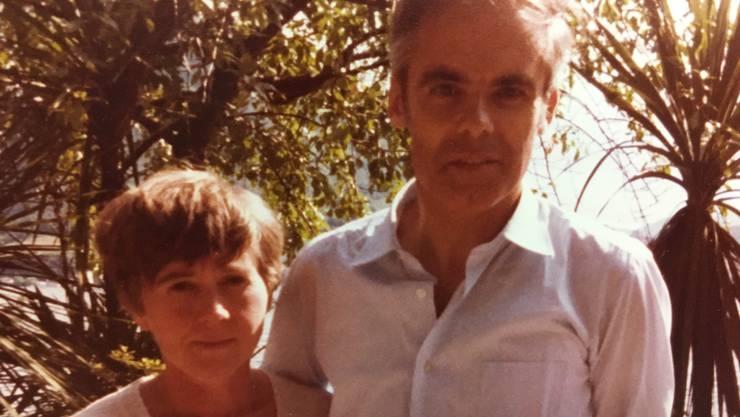 Hugo und Carmen Brotschi-Bohrer
