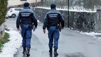 Militärdiensttauglich müssen Polizisten nicht zwingend sein. Sandra Ardizzone