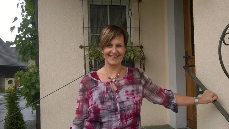 «Linde»-Betreiberin Maya Grossmann.