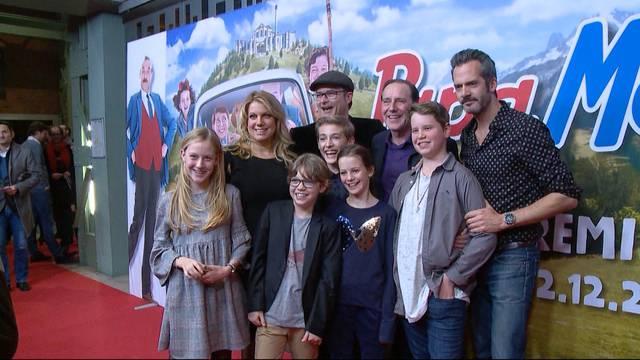 Papa Moll-Film feiert Premiere