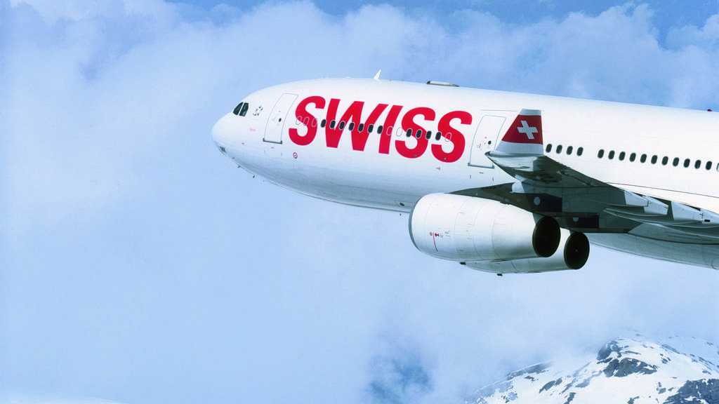 Wieder eine Swiss-Notlandung