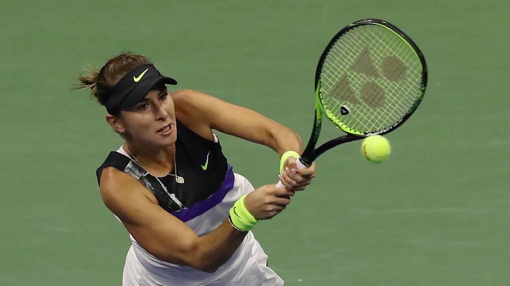Bencic trifft auf Kvitova