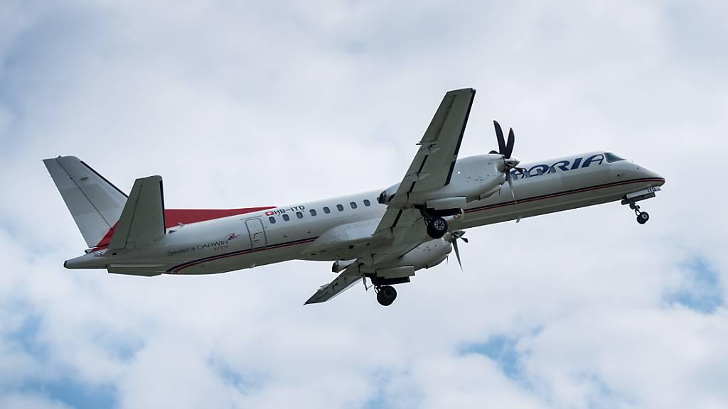 Flugzeuge von Adria Airways bleiben vorerst am Boden