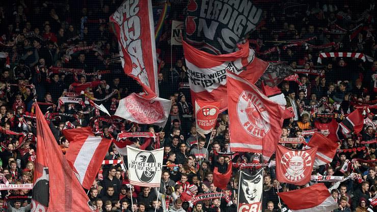 Am 20. August fängt die Saison für den SC Freiburg mit dem Heimspiel gegen Eintracht Frankfurt an. Die Fans waren dem SC auch in der 2. Liga treu. Getty Images