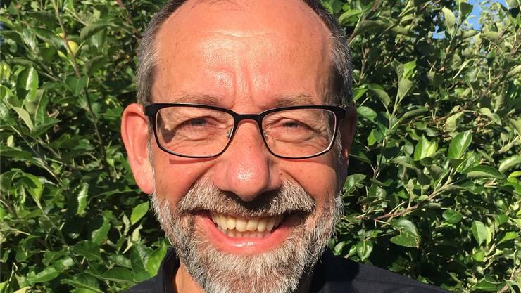 Peter Stucki (SP). ZVG