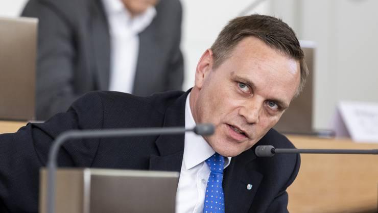 Jean-Pierre Gallati wird derzeit kritisiert.