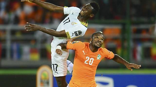 Serey Die holte mit der Elfenbeinküste den Afrika-Cup
