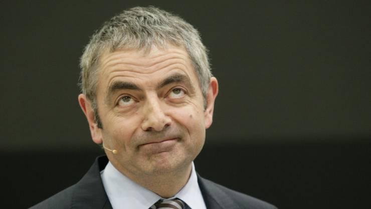 Mr. Bean-Darsteller Rowan Atkinson übernimmt in einer BBC-Produktion die Rolle des Kommissar Maigret. (Archiv)