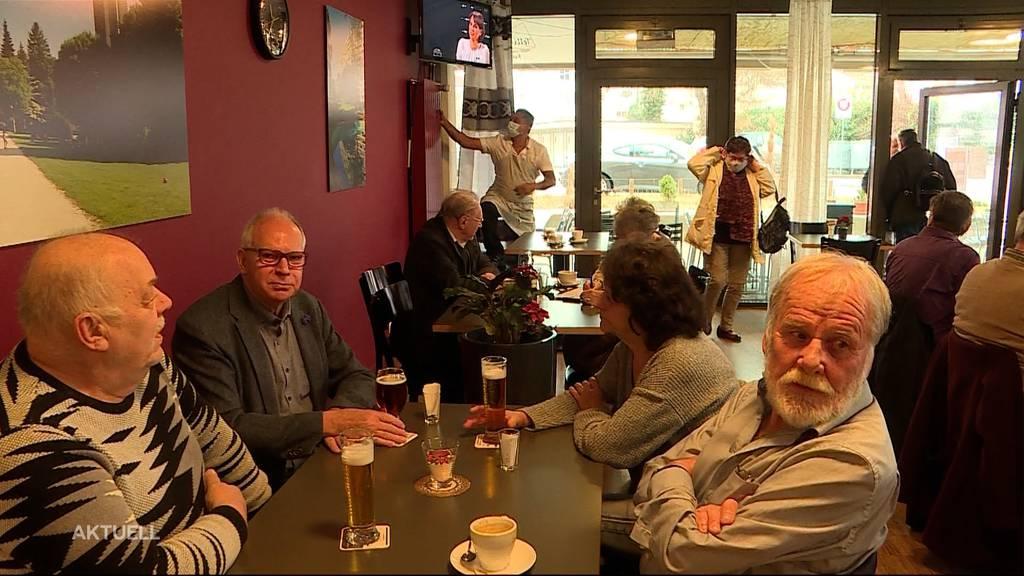 Beizen-Lockdown: So ist die Stimmung in Aargauer Restaurants