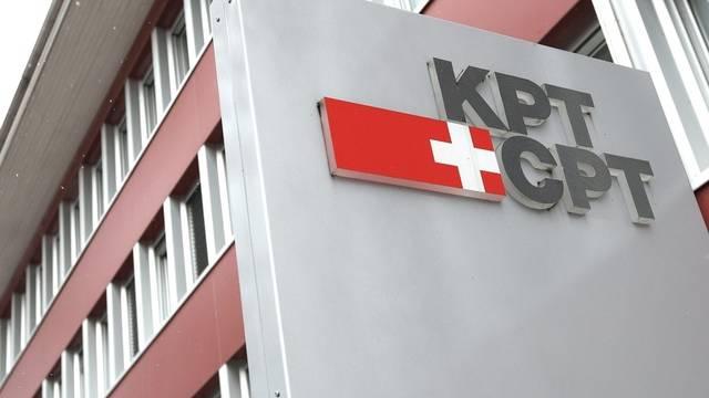 KPT-Hauptsitz in Bern (Symbolbild)