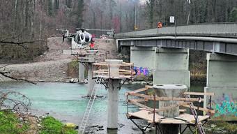 Aarebrücke Auenstein-Rupperswil