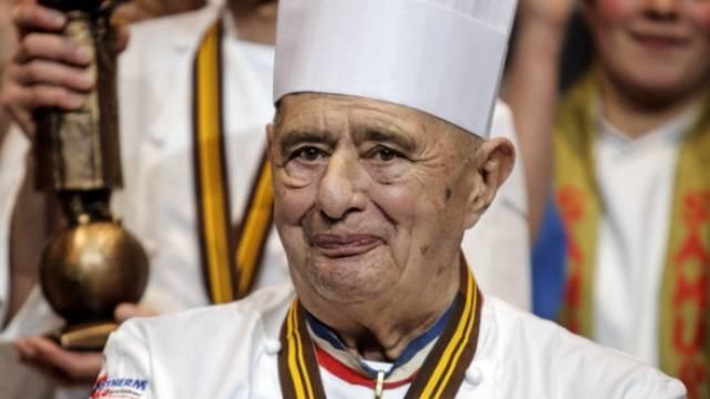 Starkoch Paul Bocuse wird im Februar 88 Jahre alt (Archiv)