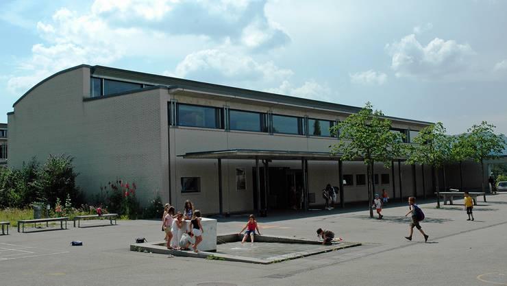 Bei der Schulanlage Weissenstein braucht es mehr Schulraum. AZ/Archiv