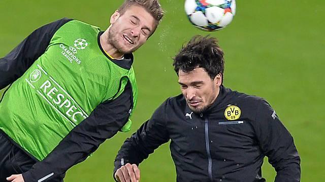 Borussia Dortmund will seinen Aufwärtstrend fortsetzen