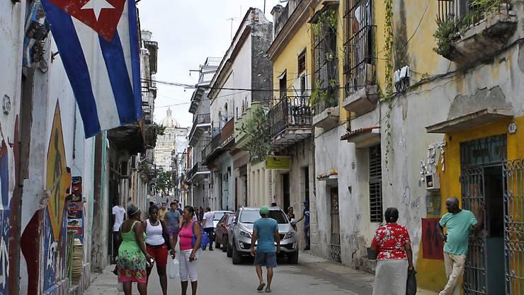 Privateigentum und ausländische Investitionen sollen Kuba wieder zu wirtschaftlich besseren Zeiten verhelfen. (Archivbild)
