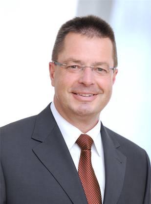 Matthias Preiswerk,  Verwaltungsratspräsident Tennis an der Birs