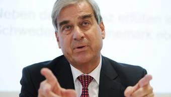 Economiesuisse-Präsident Rudolf Wehrli