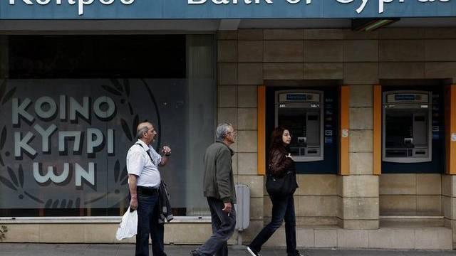 Die Bank of Cyprus und die Laiki Bank sollen eine Reihe von zyprischen Politikern mit Kreditvergaben begünstigt haben (Symbolbild)
