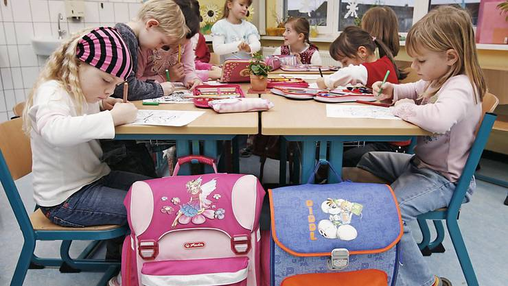 Aktuell haben weltweit 175 Millionen Kinder keinen Zugang zu Vorschulbildung. In der Schweiz nehmen mehr als 95 Prozent der Kinder solche Frühförderangebote wahr. (Archivbild)