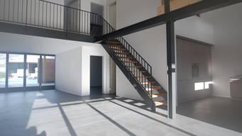 Bauernhaus in Neuendorf saniert zu einem Mehrfamilienhaus