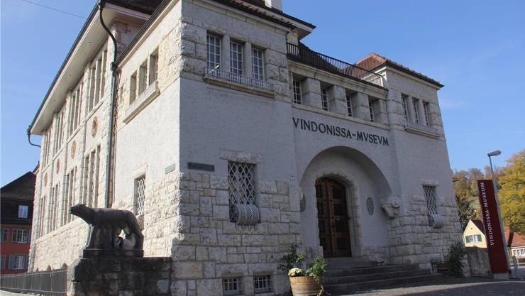 Wer heute das Vindonissa-Museum besuchen will, muss an der Türe klingeln. Daran soll sich nichts ändern.
