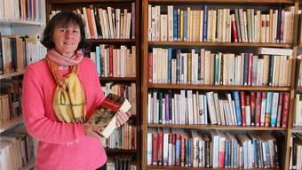 Präsidentin Isabelle Hämmerli hofft, dass sich für die Bibliothek eine Lösung findet. Nadja Rohner