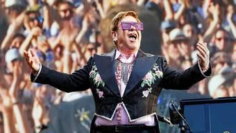 Fand in diesem Jahr nicht statt: Das Montreux Jazz Festival – letztes Jahr unter anderem besucht von Elton John auf seiner Abschiedstour.