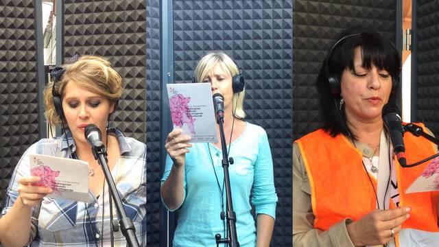 Filmcollage: Die Aargauer singen «ihr Lied»