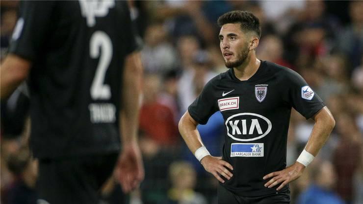 Gucken Petar Misic und der FC Aarau bald in die Röhre? Gerüchten zufolge will KIA Motors seinen auslaufenden Vertrag als Hauptsponsor nicht mehr verlängern.