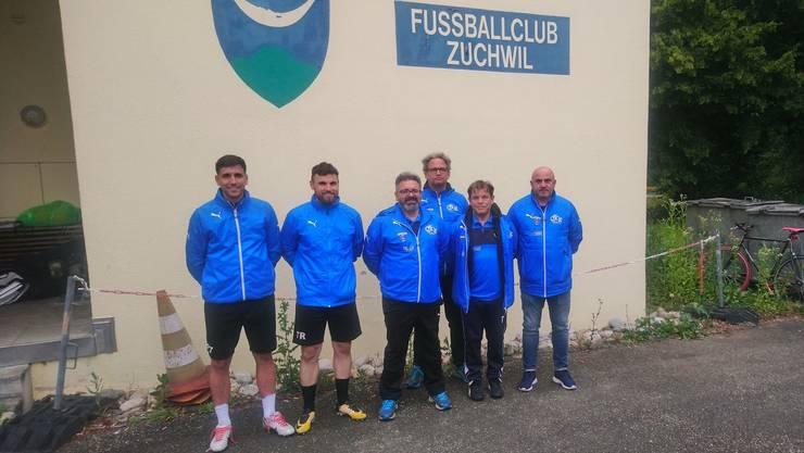 Der FC Zuchwil freut sich, mit den bewährten Kräften in die neue Saison zu starten!