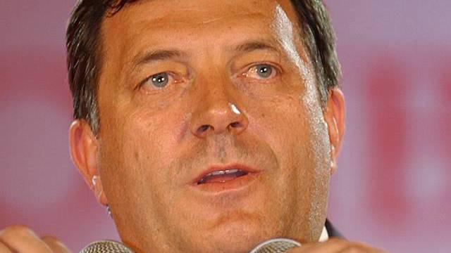 Milorad Dodik leugnet den Völkermord bei Srebrenica (Archiv)