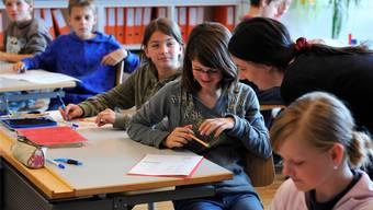 Die Spezielle Förderung setzt auf individualisierenden Unterricht. (Symbolbild)