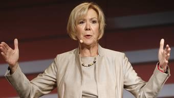 Sie verantwortete als Verwaltungsrätin heikle Geschäfte einer umstrittenen Firma mit: SBB-Präsidentin Monik Ribar.