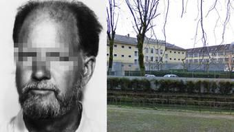 Peter K. sitzt seit seiner Verhaftung im Regionalgefängnis Biel