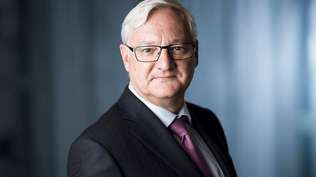 Verwaltungsratspräsident der ABB, Peter Voser, kann manche Entscheidungen der Stimmrechtsberater nicht nachvollziehen. (Archivbild)