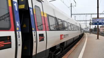 Grosse Auswirkungen auf den Bahnverkehr im Kanton Solothurn wird der Bahnhofausbau in Oensingen haben.
