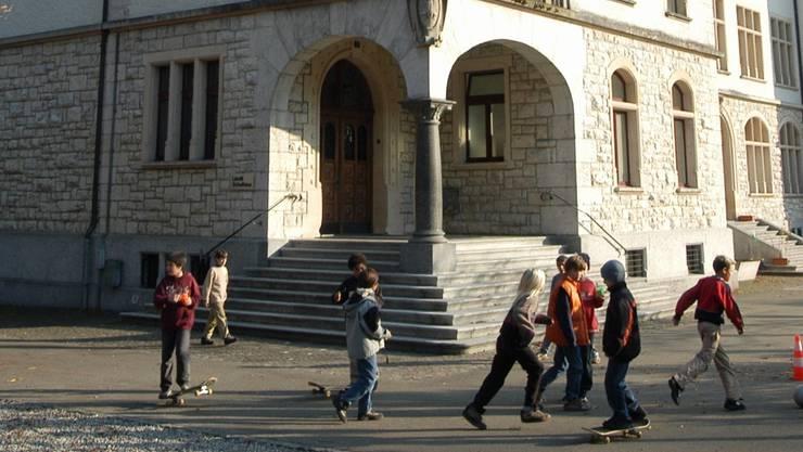 Die Tagesschule Ländli. (Archiv)