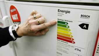 Effiziente Geräte sparen Energie (Archiv)