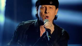 """Laut Scorpions-Sänger Klaus Meine dürfte es Menschen geben, die den Hit """"Wind of Change"""" schon bei dessen Veröffentlichung nicht mehr hören konnten."""