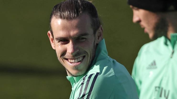 Zuletzt bei Real meist auf der Bank oder sogar nur auf der Tribüne: Nun sollte Gareth Bale bei seinem alten Verein Tottenham wieder mehr zum Spielen kommen