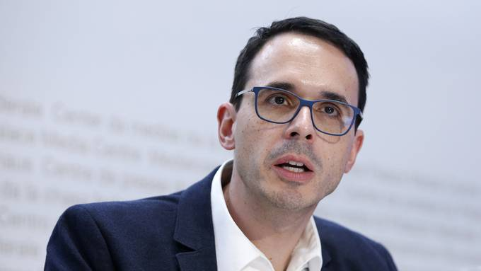 Stefan Kuster, Leiter Abteilung übertragbare Krankheiten beim BAG: «Oberstes Gebot ist und bleibt das Einhalten der Abstandsregel.»
