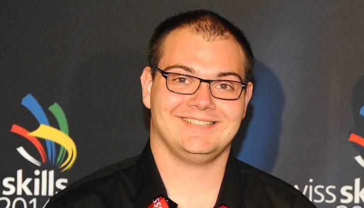 Jan Menth aus Bellach, Fahrzeugschlosser